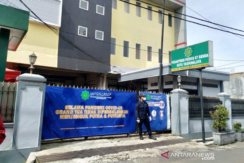 Pesantren Benda di Tasikmalaya ditutup sementara cegah penularan COVID-19