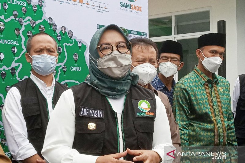Bupati ajak masyarakat Bogor sukseskan pendataan keluarga
