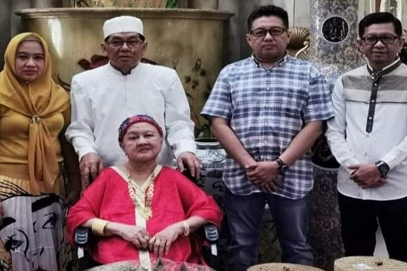 Istri Ketua DPD Partai Golkar Kalteng meninggal dunia