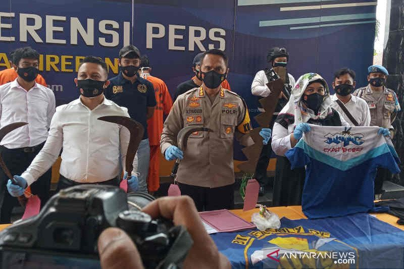 Polresta Cirebon pastikan tindak tegas geng & berandal bermotor