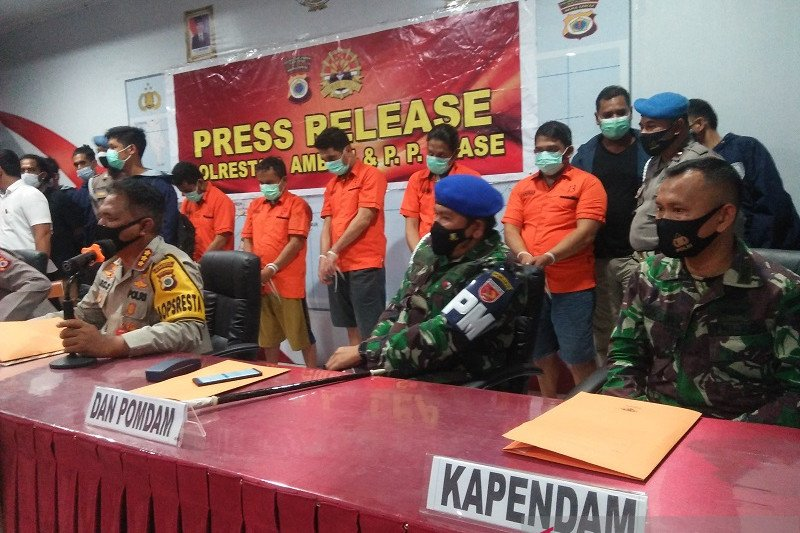 Pomdam Pattimura: Oknum anggota TNI AD menjual amunisi terancam dipecat