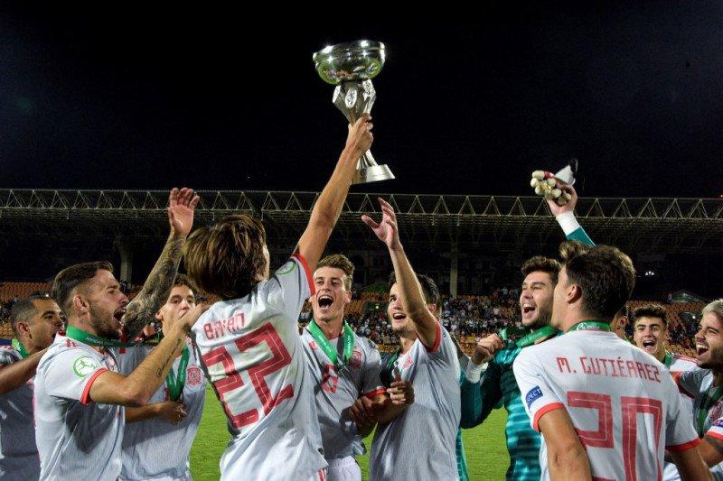 UEFA batalkan EURO U-19 untuk putra- putri