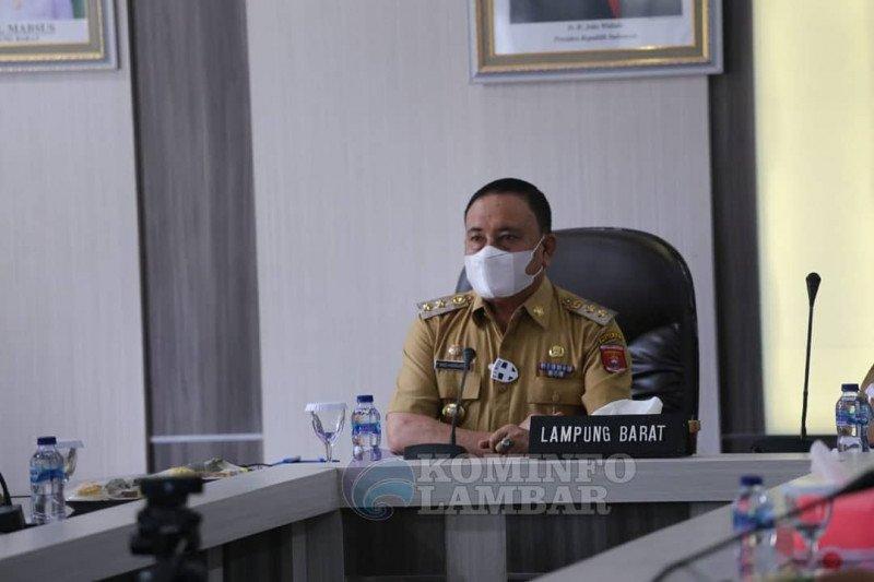 Lampung Barat tingkatkan koordinasi penanggulangan kemiskinan