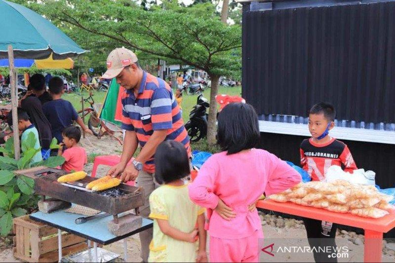 Pembangunan di kawasan Padang Kaduduak tingkatkan ekonomi masyarakat