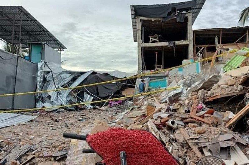 PU Sulbar terima permintaan masyarakat yang ingin robohkan rumahnya