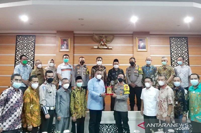 DPRD Bogor gandeng Polres tindak lanjuti aduan warga