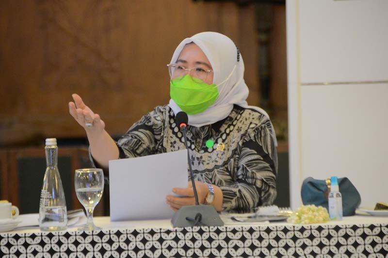 Siti Mukaromah nilai induk usaha ultramikro dorong pengembangan UMKM