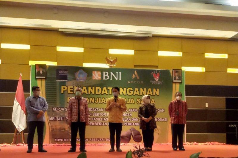 Kemendag gandeng Accor Group-BNI Manado berdayakan UMKM di Sulut