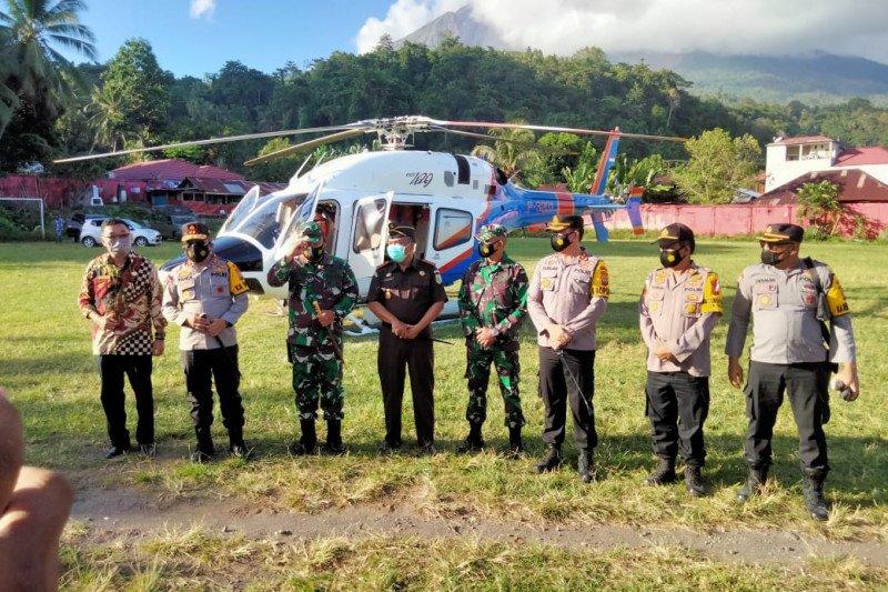 Kapolda Sulut Kunjungi Kabupaten Sitaro