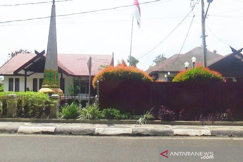 Rumah jabatan Bupati Kapuas akan dibangun dua lantai