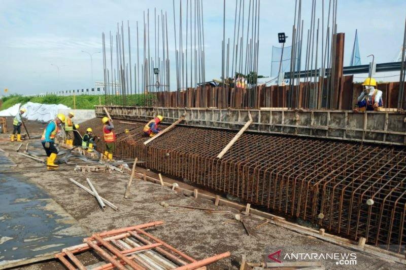 PUPR sebut konstruksi tol Akses Bandara Kertajati sekitar 53-56 persen