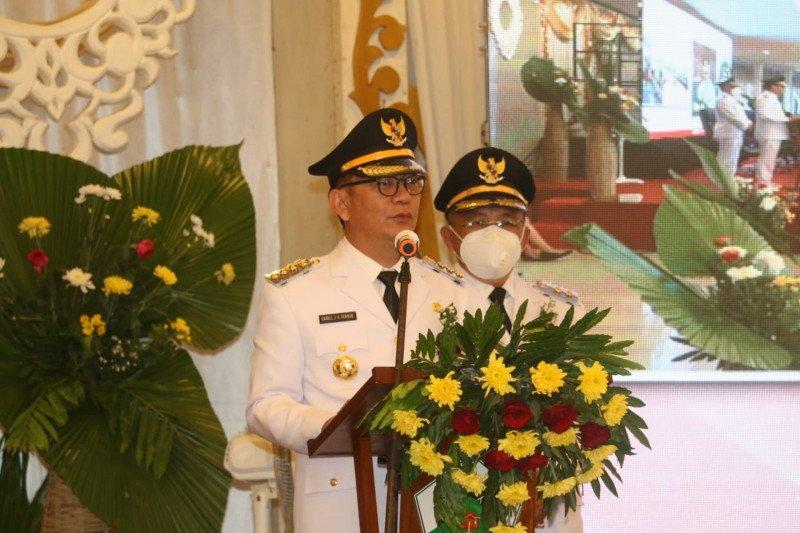 Wali Kota Tomohon mengajak masyarakat tanggalkan perbedaan usai pilkada