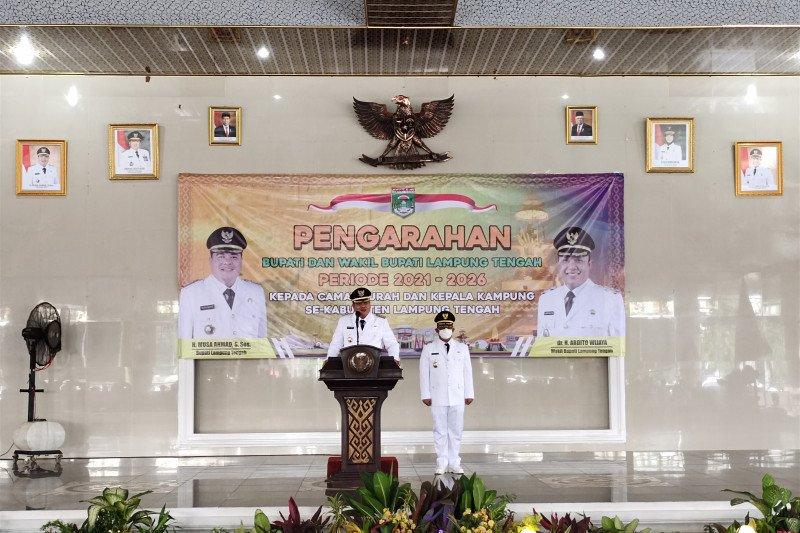 Masyarakat Lampung Tengah harapkan Musa - Dito bawa kemajuan