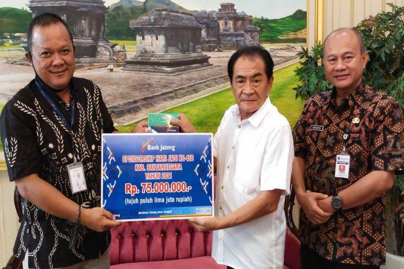 Bank Jateng dukung Hari Jadi ke-450 Kabupaten Banjarnegara
