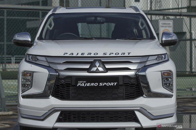 Penjualan Pajero Sport paling laris di Indonesia dibandingkan negara lainnya