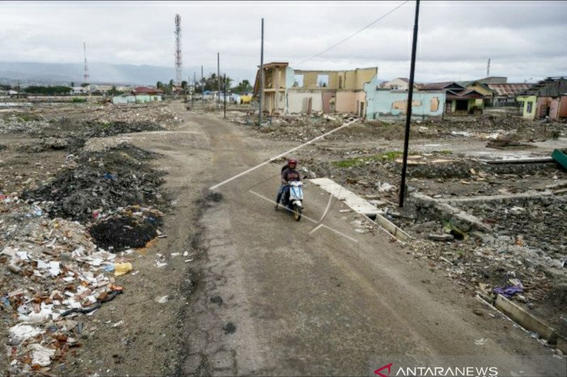 Wali Kota Palu dan Bupati Sigi  diminta tuntaskan tugas pascabencana