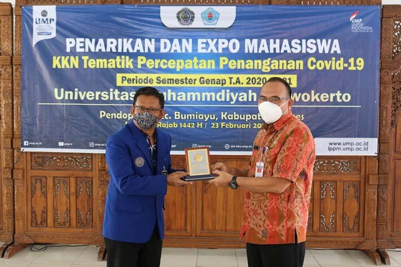 Universitas Muhammadiyah Purwokerto tarik mahasiswa KKN di Brebes