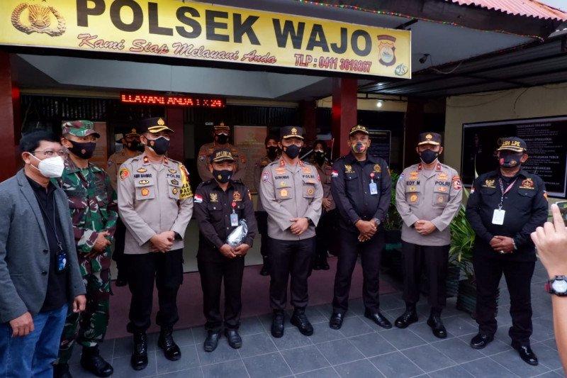 Polri beri penghargaan kepada Satpam BRI Makassar tegas ke pelanggar prokes