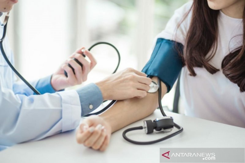 Waspada, kaum muda juga bisa terkena hipertensi