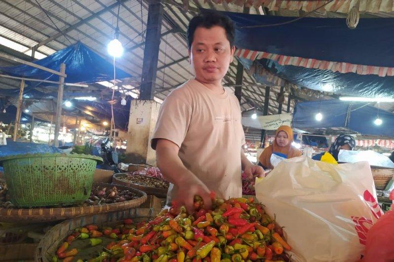 Harga cabai rawit di Cianjur capai Rp110 ribu per kilogram