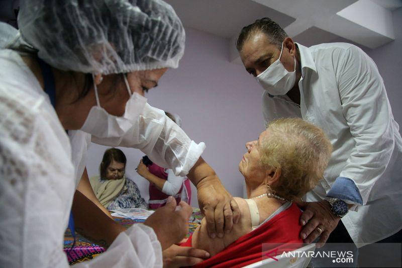 Peneliti sebut varian COVID Brazil bisa menginfeksi lagi pasien sembuh