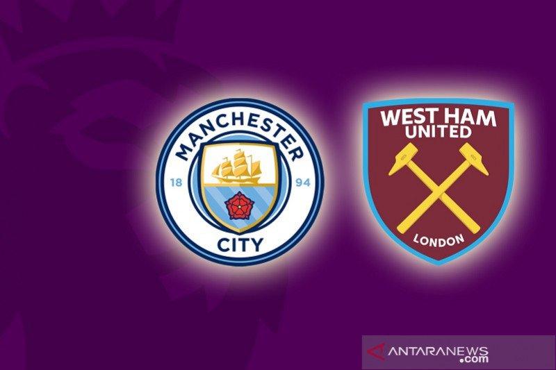 Duel Manchester City dan West Ham jadi sajian pembuka Liga Inggris pekan ke-26