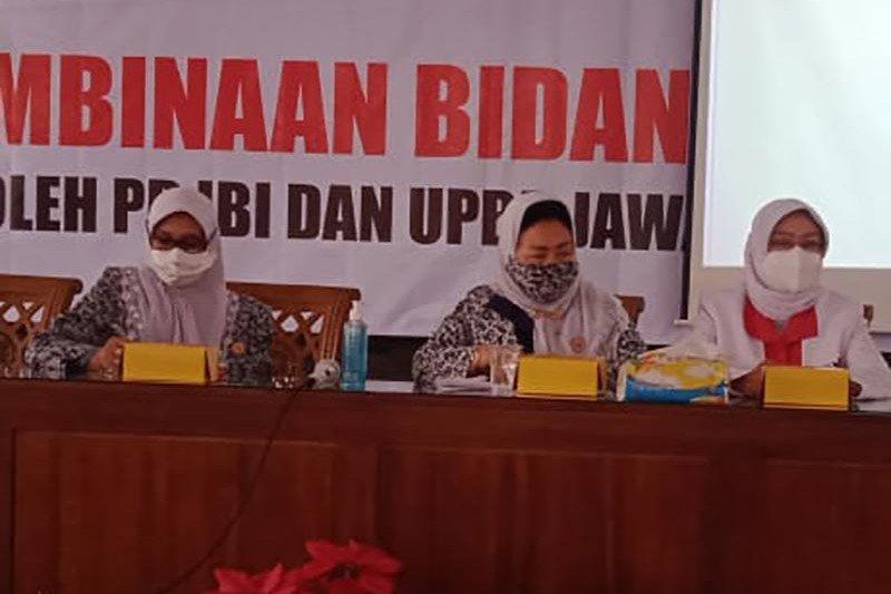 Bidan Kabupaten Magelang ikuti pembinaan pelayanan di tengah pandemi