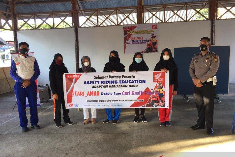 Safety Riding Honda Anugerah Perdana Palu