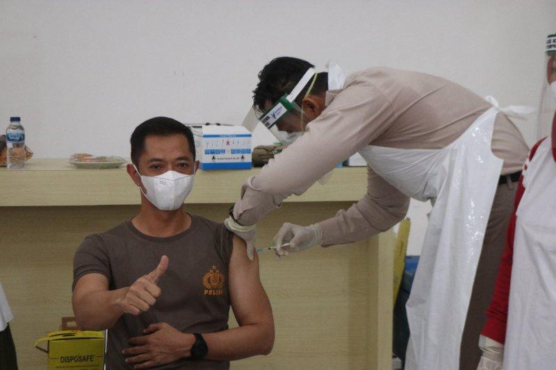 Surat vaksinasi jadi syarat pembuatan SKCK