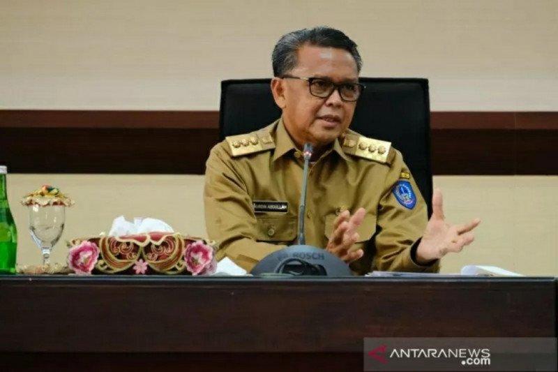 Gubernur Sulsel Nurdin Abdullah ditangkap