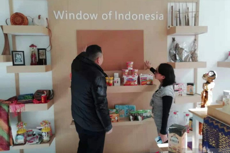 Pengusaha Indonesia bisa manfaatkan ruang promosi di China