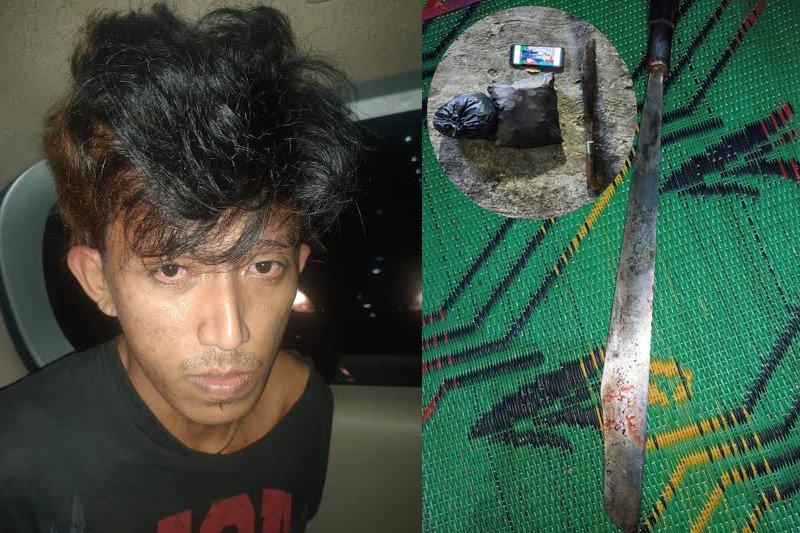 Polisi tangkap pelaku jambret dan perampok sadis di Palangka Raya