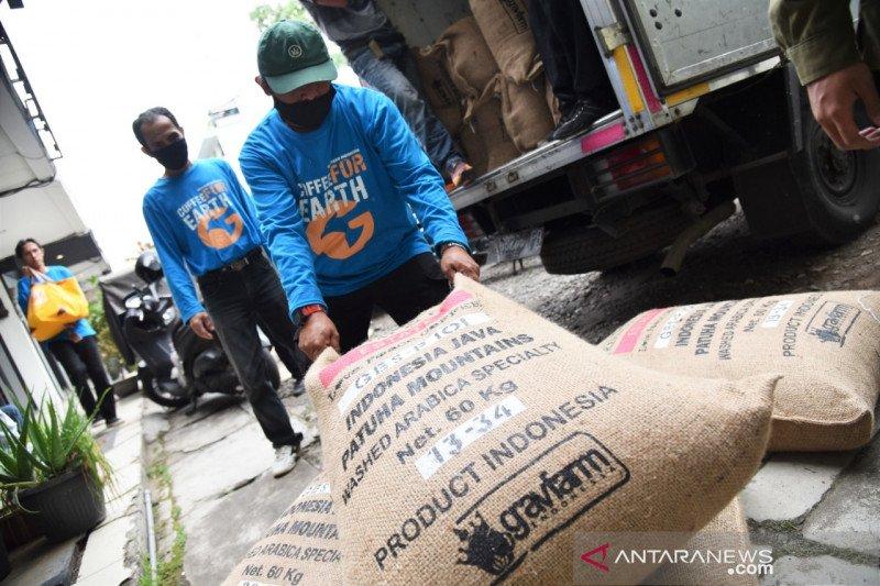 Pemkab Bandung terus perbesar peluang ekspor kopi ke mancanegara