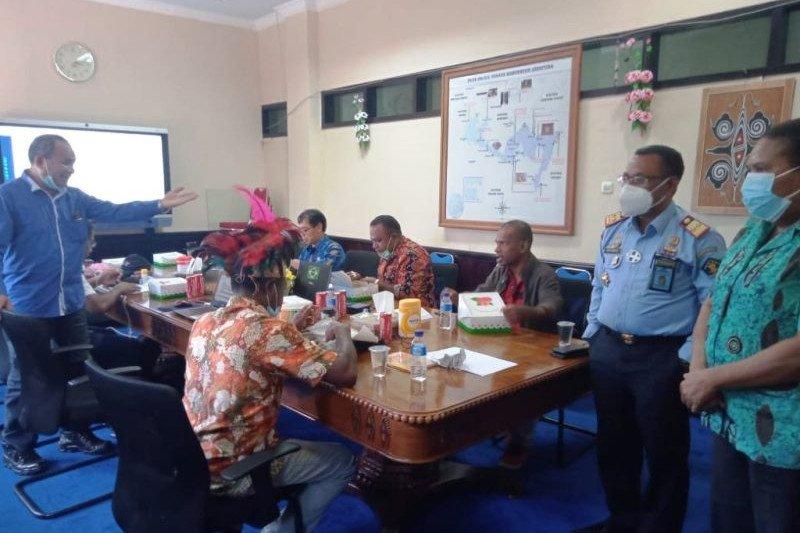Pemkab Jayapura ajukan 54 aktivitas budaya HAKI mendapat hak paten