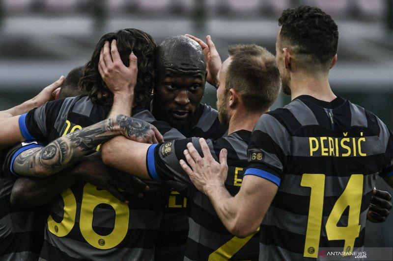 Inter tundukkan Genoa 3-0