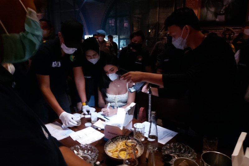 Selebgram Millen Cyrus diamankan polisi karena positif gunakan narkoba