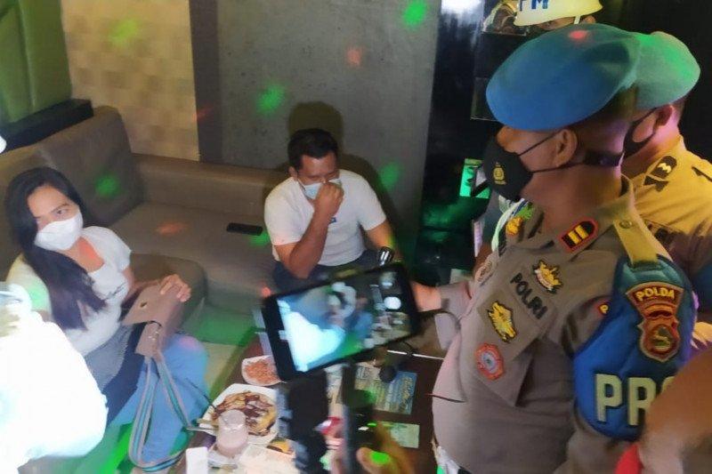 Sinergitas TNI-Polri, Bid Propam Polda NTB gandeng Denpom TNI gelar razia tempat hiburan
