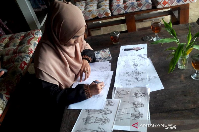 Merawat fesyen batik tetap eksis di tengah pandemi COVID-19