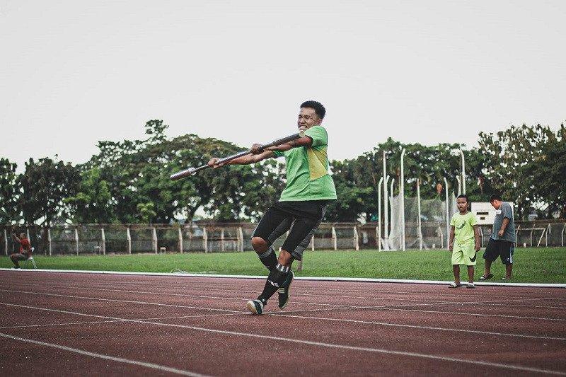 Pramoedya Sufallah optimistis meraih medali di PON Papua