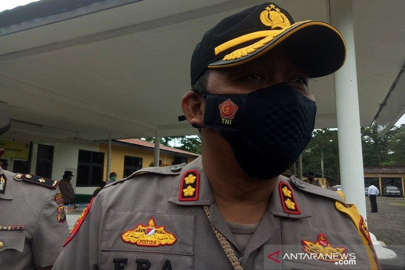 Polisi: Satu KKB ditemukan tewas adalah Feri Elas  Danton TPN OPM