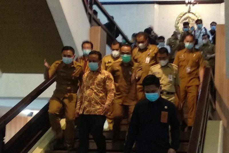 Aktivitas di Pemprov Sulawesi Selatan berjalan normal usai penangkapan NA