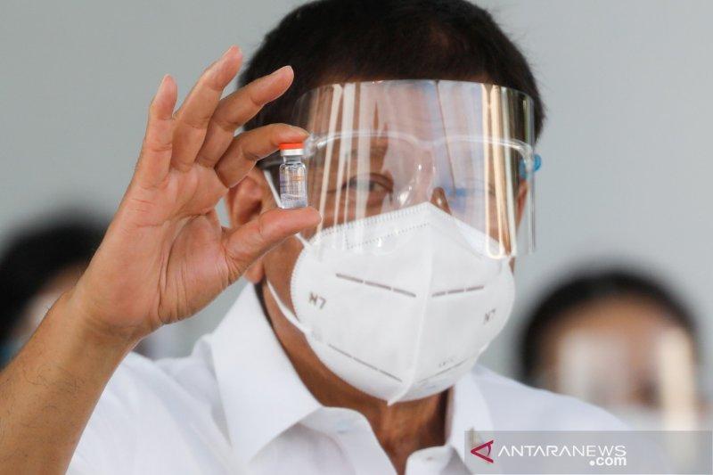 Presiden Filipina perpanjang pembatasan COVID-19 di ibu kota