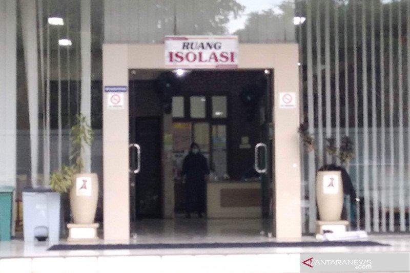 Jumlah pasien berkurang, ruang isolasi COVID-19 di RSUD Kudus mulai dinonaktifkan