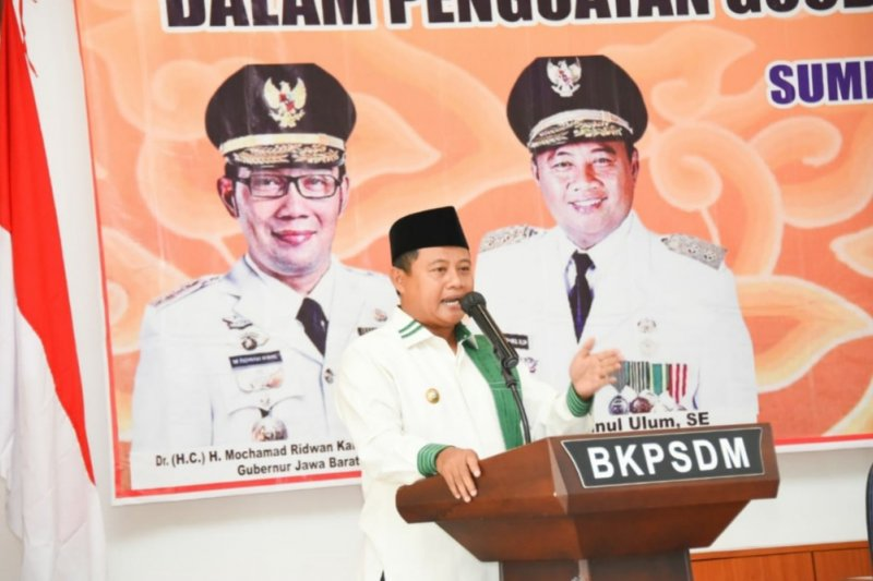 Wagub Jawa Barat dorong BPD jaga kekompakan dengan pemerintah desa