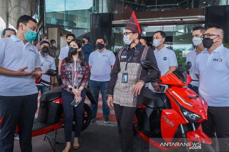 Menparekraf Sandiaga dukung wisata otomotif di Indonesia