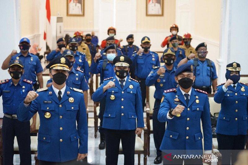Damkar Kota Bogor disiapkan jadi dinas tersendiri