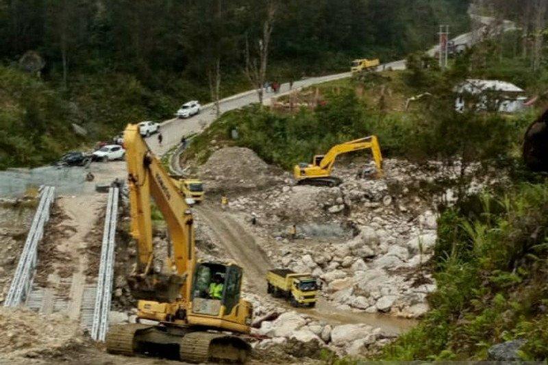 PLN Papua sebut sistem kelistrikan di Yalimo kembali normal