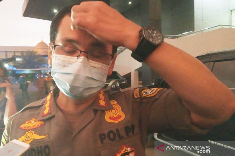 Kasatpol PP Bogor tak terima PKL disebut jadi biang banjir di Pakansari