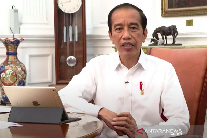 Trade Ministry's strategy to develop national products is apposite: President Jokowi
