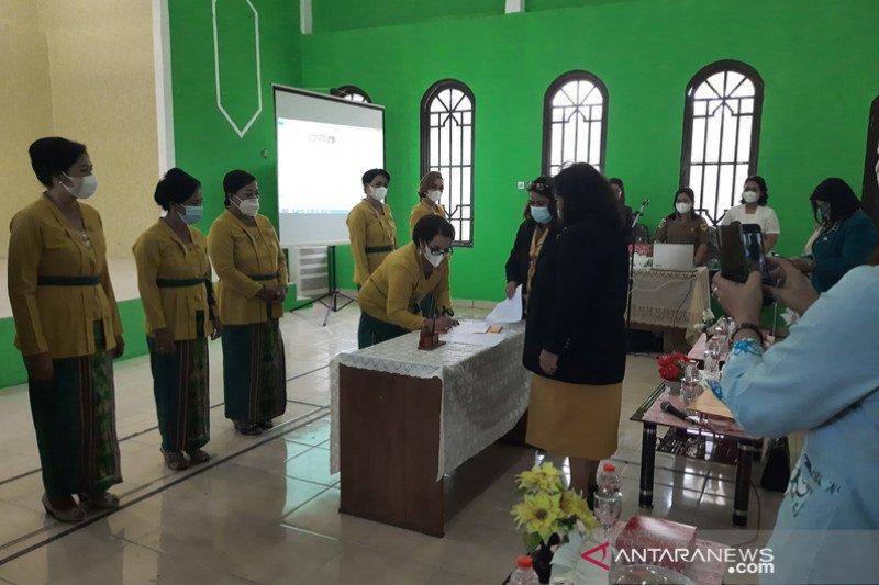 Apristini A.S Dohong kembali pimpin WHDI Gumas